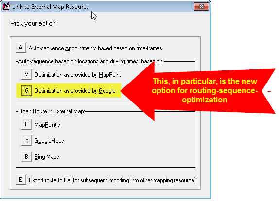 New Features: New Integrations with External Mapping Tools (Open